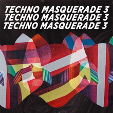 House of Bass: Techno Masquerade 3 feat. Evan Casey