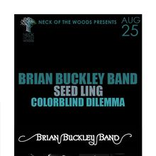 BRIAN BUCKLEY BAND, SEED LING, Colorblind Dilemma