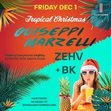 Tropical Christmas ft. Guiseppi Marzelli
