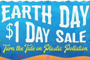 Earth Day $1 Day Sale at Bu...