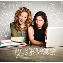 Blogologues: The Internet Onstage