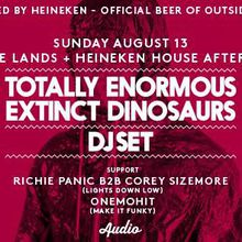 Heineken Presents: Totally Enormous Extinct Dinosaurs - OSL After Party