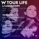 #wtourlife Featuring LJ Laboratory, Jodi Goodman (Live Nation Entertainment) and Tiffanie Debartolo (Bright Antenna Records)