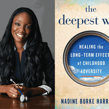 NADINE BURKE HARRIS, M.D. at Books Inc. Opera Plaza