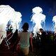Jellyfish Flashmob at Union Square