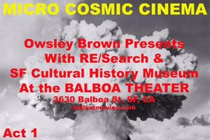 Micro Cosmic Cinema