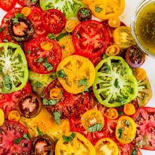 Heirloom Tomato Extravaganza