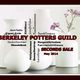 The Berkeley Potters Guild Spring Seconds Sale