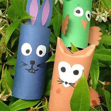 Creative Family Fun Crafts: Cardboard Critters
