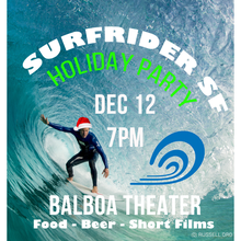 Surfrider San Francisco Chapter's Holiday Party