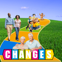"Endgames Sketch Company presents ""Changes"""