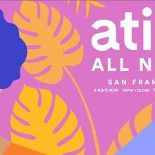 Atish All Night San Francisco