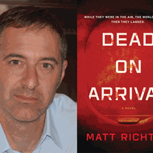 MATT RICHTEL at Books Inc. Mountain View