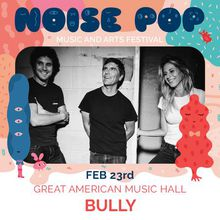 Live music: Bully @ Great American Music Hall