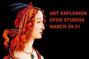 Art Explosion Spring Open S...