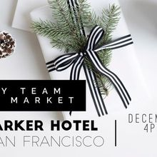 The Marker and Tratto Host SF Etsy Holiday Pop-up Event