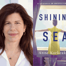 ANNE KORKEAKIVI at Books Inc. Berkeley