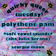 Quirky Queer Band Tuesday!