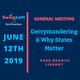 Swing Left SF Meeting on Gerrymandering