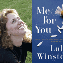 LOLLY WINSTON at Books Inc. Campbell