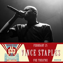 NP25: Vince Staples