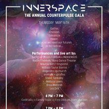 Innerspace: The Annual CounterPulse Gala
