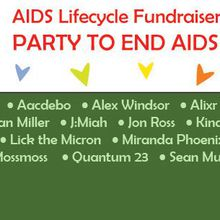 AIDS Lifecycle Fundraiser for Team Wino - Party to End AIDS