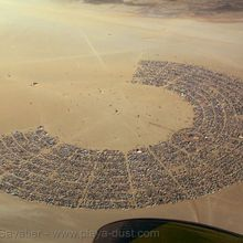 Burning Man: The Story Behind Black Rock City