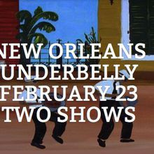 Treat Social Club - New Orleans Underbelly