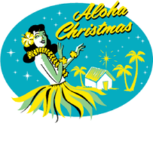 """All Thru the Hale"" – A Hawaiian Christmas"