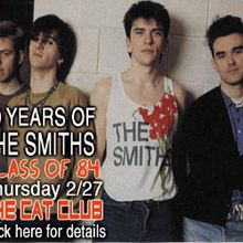 30 years of The Smiths