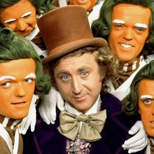 12 Nights of Chocolate: Movie Night - Willy Wonka and the Chocolate Factory