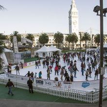 Holiday Ice Rink