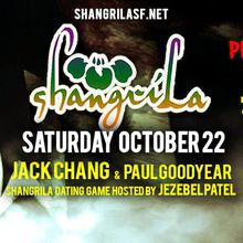 ShangriLa Pre-Halloween POKEMON ZOMBIE APOCALYPSE 10/22/16