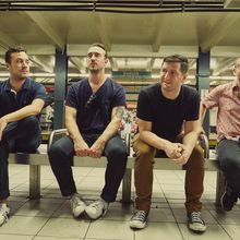 The Menzingers @ Slim's   w/ Tiny Moving Parts, Daddy Issues   Fall Tour 2018