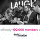 Tech in Motion's 100K Member Celebration & Timmy Awards Kick Off!