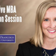San Francisco State University- MBA for Executives Information Session