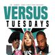 Hip hop versus RnB Tuesdays