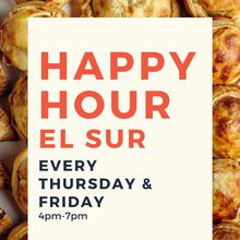EL SUR HAPPY HOUR