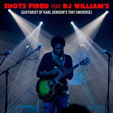 SHOTS FIRED BAND [OF KARL DENSON] AFTER PARTY +CROOKED STUFF