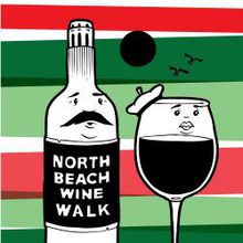 The 3rd Annual North Beach Holiday Wine Walk