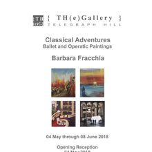 Classical Adventures Ballet and Operatic Paintings at the Telegraph Hill Gallery