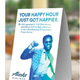 "Alaska Airlines' Free First Class Upgrade ""Happy Hour"" 