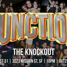 FREE RSVP: FUNCTION - A RAP PARTY - at The Knockout SF