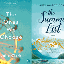 JULIE CLARK & AMY MASON DOAN at Books Inc. Alameda