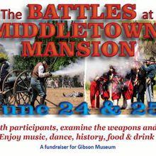 Battles at the Mansion