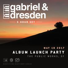 Gabriel & Dresden Album Launch Party