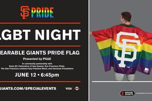 SF Giants LGBT Night