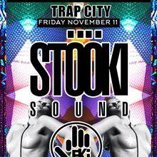 Stooki Sound + FKi 1st