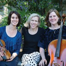 Shenson Faculty Concert Series: The Liberty Street Piano Trio